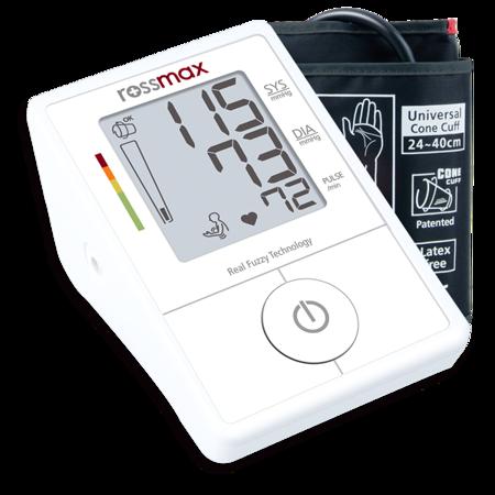 Ciśnieniomierz automatyczny Rossmax X1