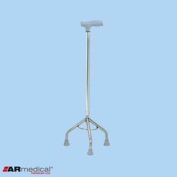 Laska inwalidzka trójnóg-aluminiowa