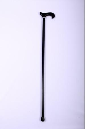 Laska klasyczna czarny połysk
