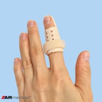 Stabilizator palca z taśmą dociągającą