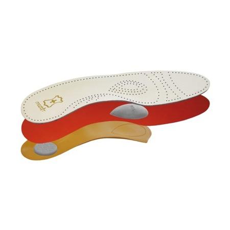 Wkładka ortopedyczna na wrażliwe stopy - PERFECT PLUS - kremowa